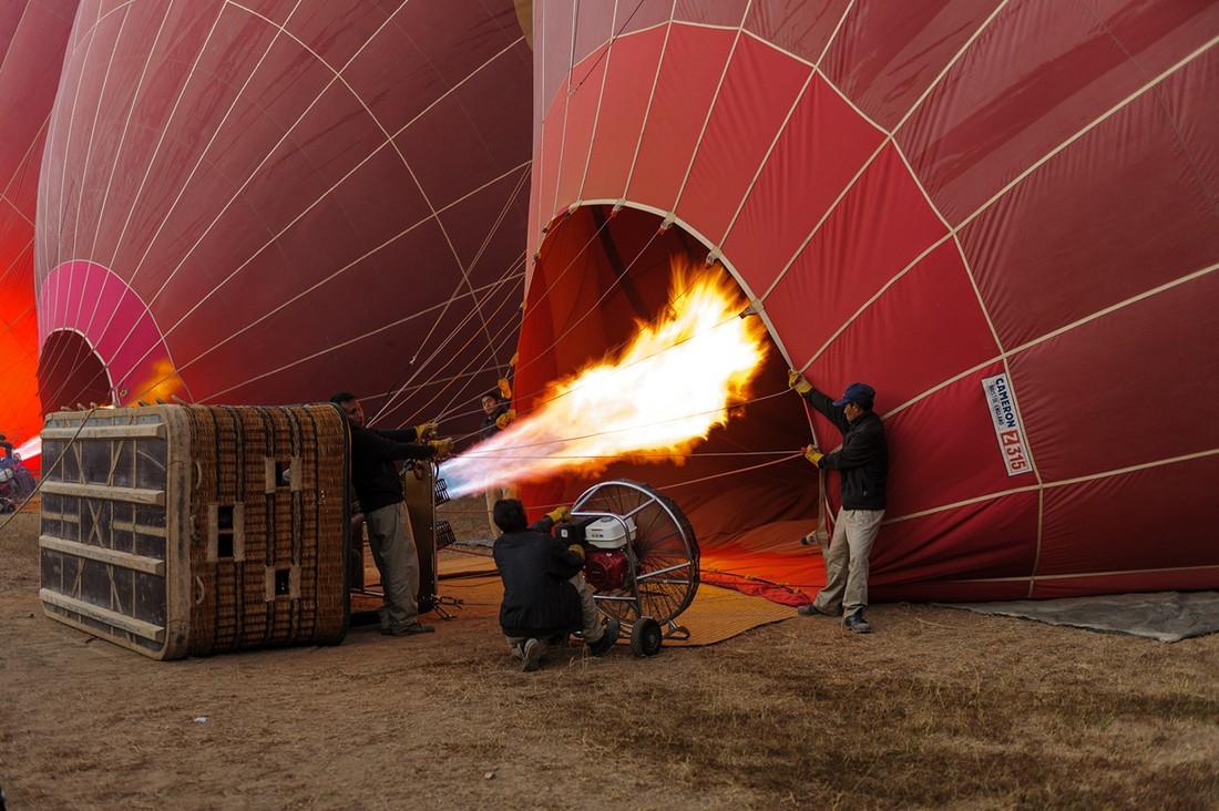 Airballoon03 Лучшие в мире места для незабываемых полётов на воздушном шаре