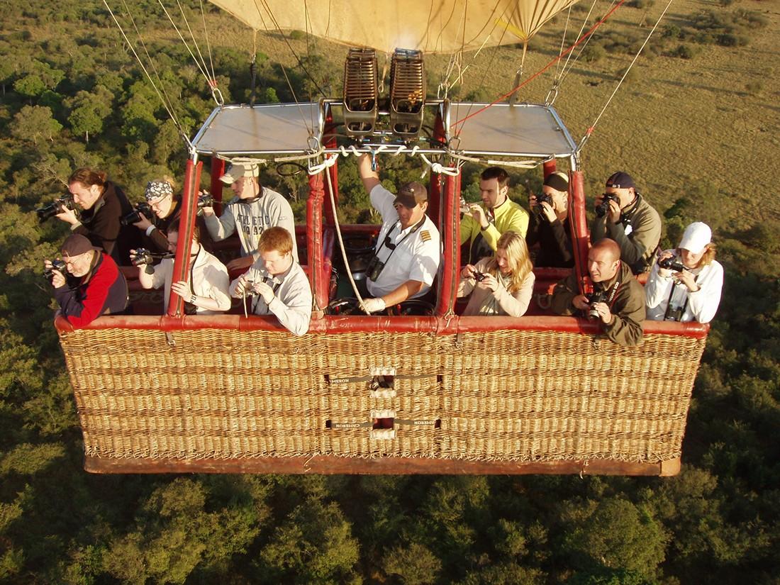 Airballoon05 Лучшие в мире места для незабываемых полётов на воздушном шаре