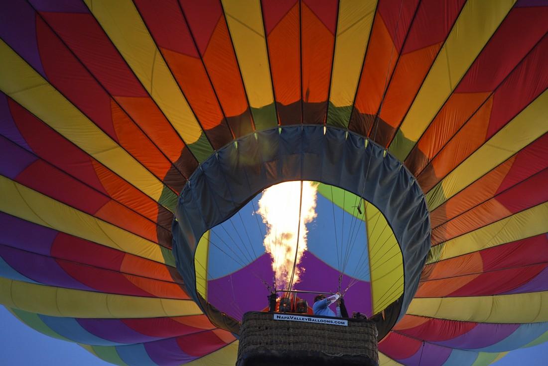 Airballoon07 Лучшие в мире места для незабываемых полётов на воздушном шаре