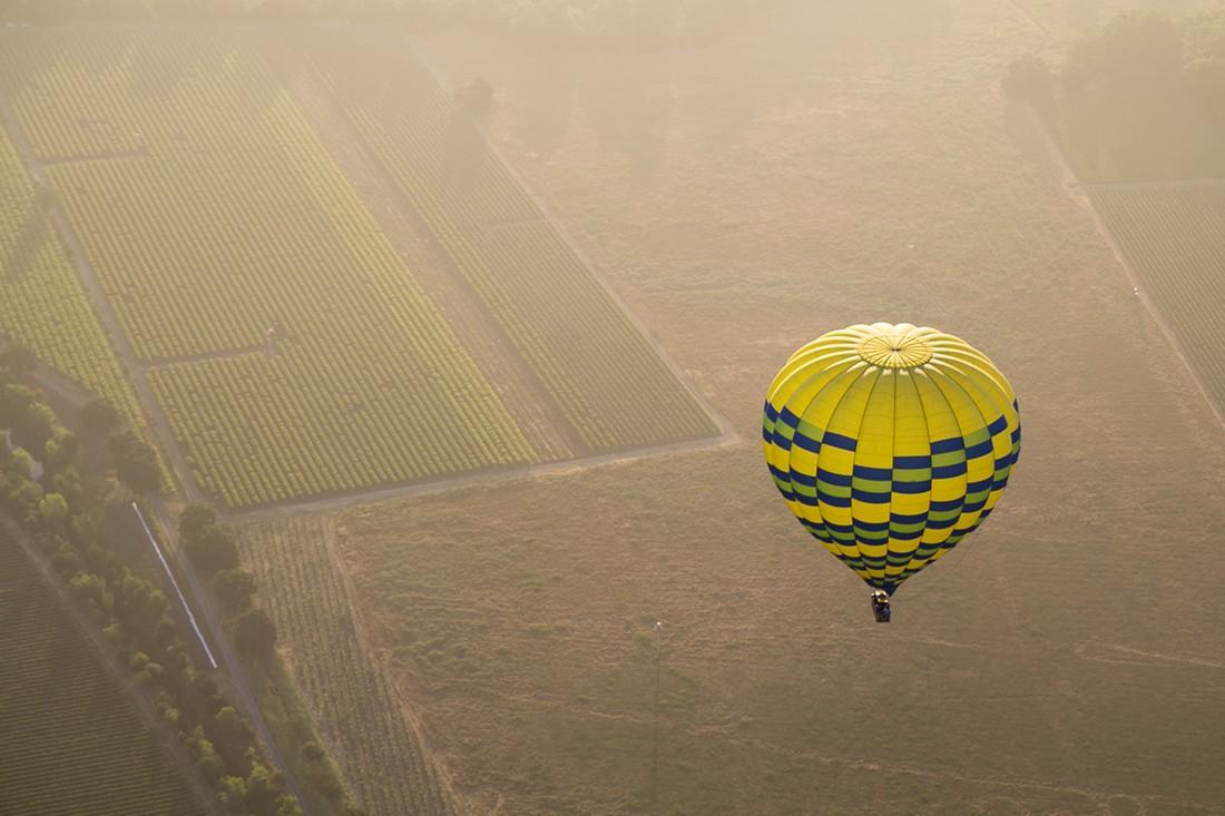 Airballoon08 Лучшие в мире места для незабываемых полётов на воздушном шаре