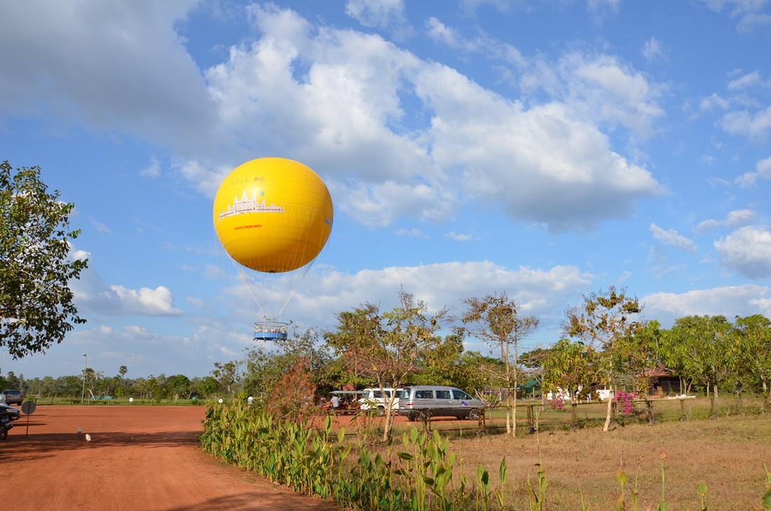 Airballoon10 Лучшие в мире места для незабываемых полётов на воздушном шаре