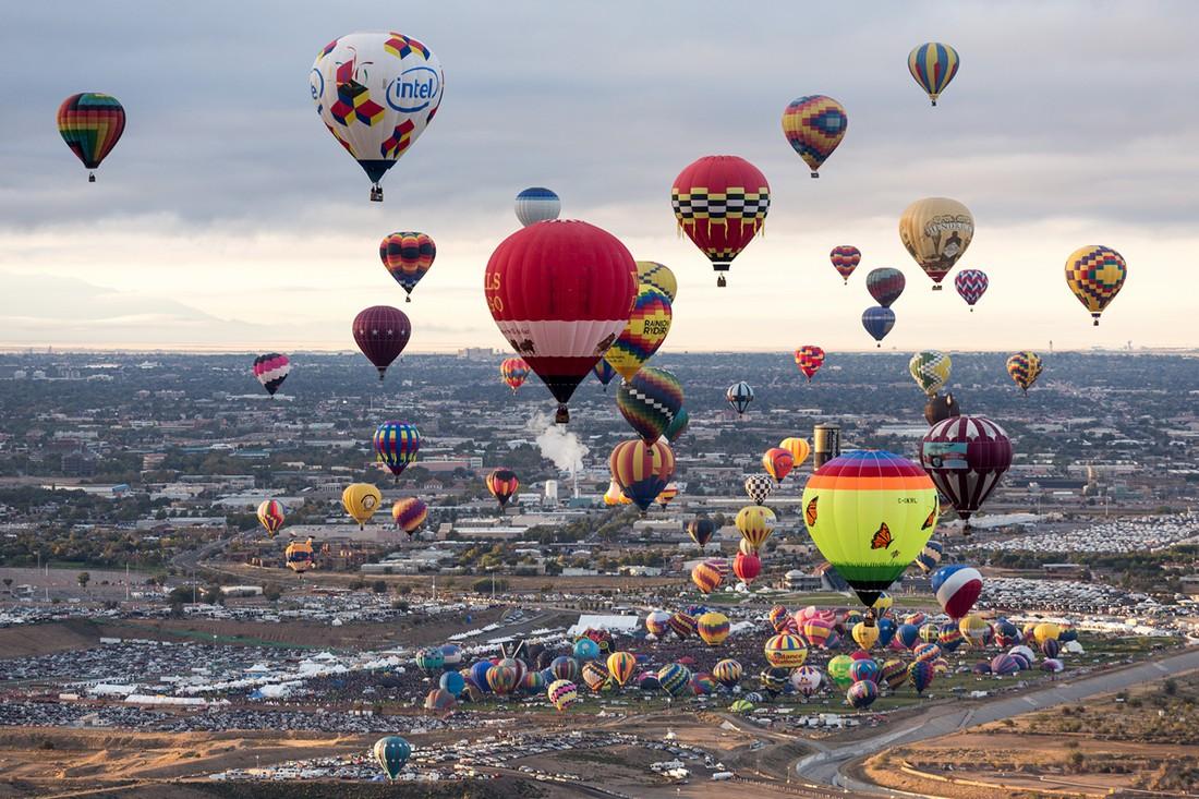Airballoon14 Лучшие в мире места для незабываемых полётов на воздушном шаре