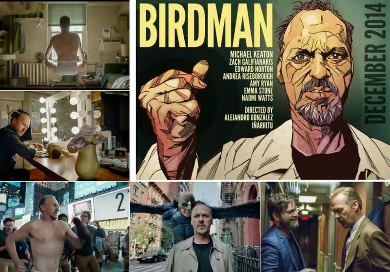 Birdman00 Как снимали фильм «Бёрдмэн»