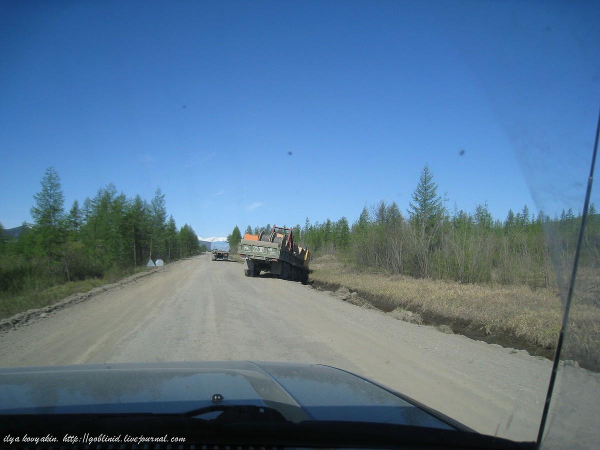 Magadanroad02 Дорога из Магадана — тогда и сейчас