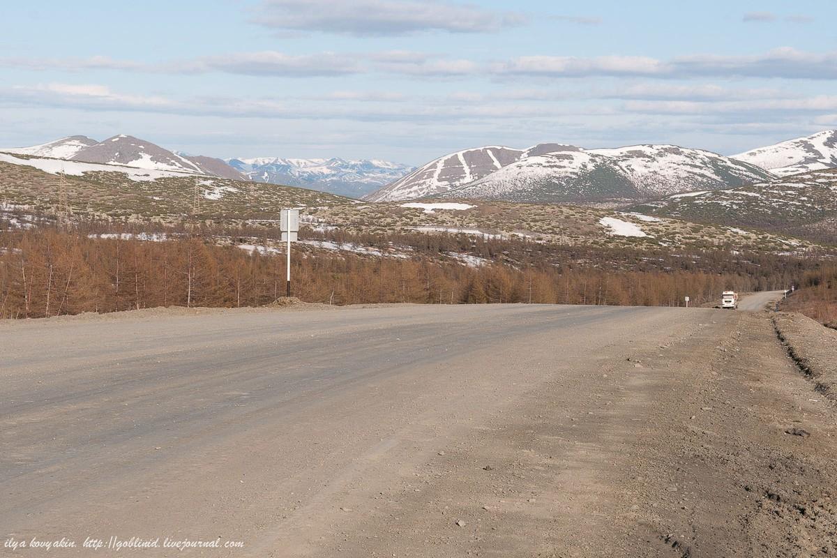 Magadanroad03 Дорога из Магадана — тогда и сейчас