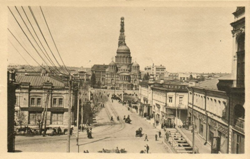 OccupiedHarkov01 800x511 Харьков под немецкой оккупацией в 1918 году