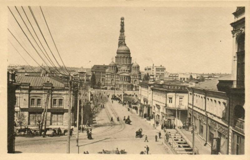 OccupiedHarkov01 800x511 ������� ��� �������� ���������� � 1918 ����