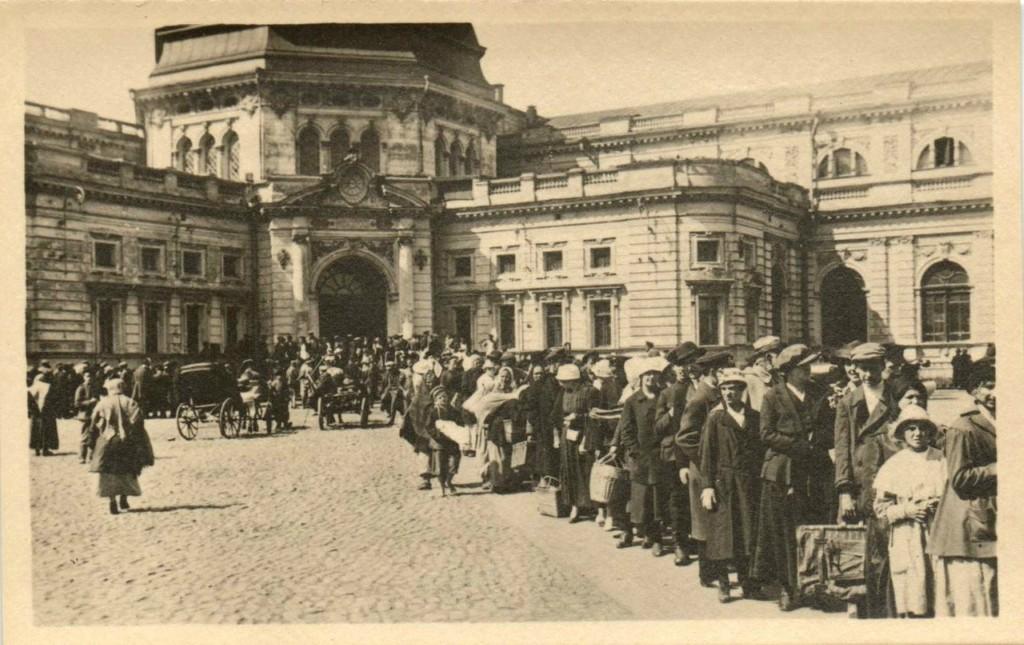 OccupiedHarkov02 Харьков под немецкой оккупацией в 1918 году