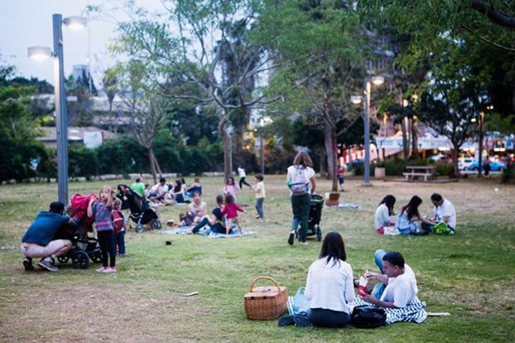 TelAviv11 10 мест в Тель Авиве, куда ходят сами тельавивцы