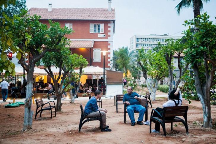 TelAviv14 10 мест в Тель Авиве, куда ходят сами тельавивцы