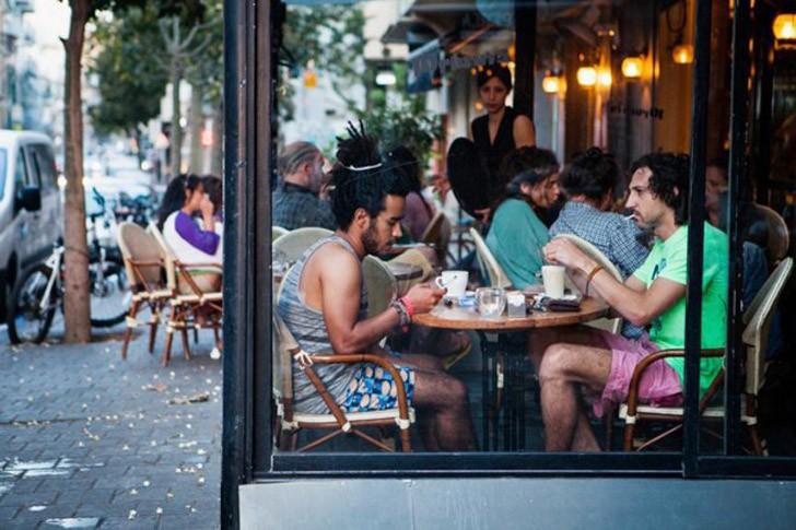 TelAviv29 10 мест в Тель Авиве, куда ходят сами тельавивцы