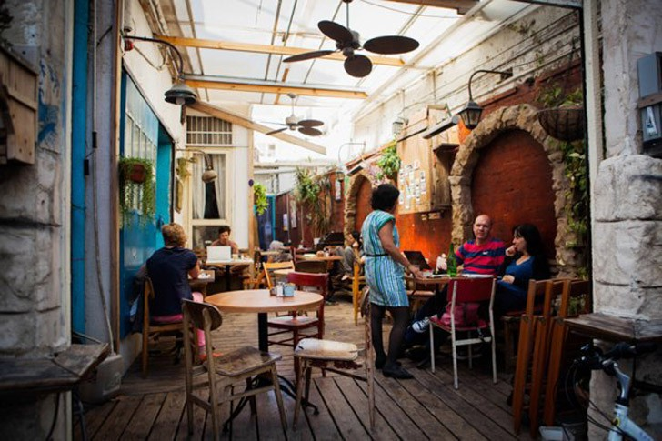 TelAviv30 10 мест в Тель Авиве, куда ходят сами тельавивцы