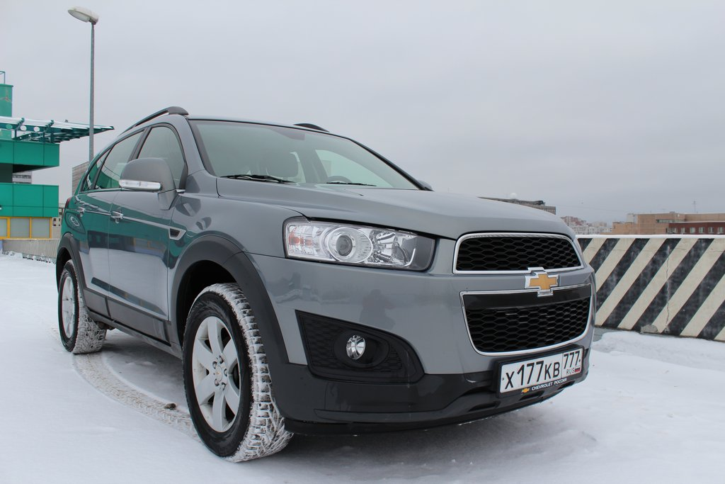 ks 01 Chevrolet Captiva: зимние Олимпы