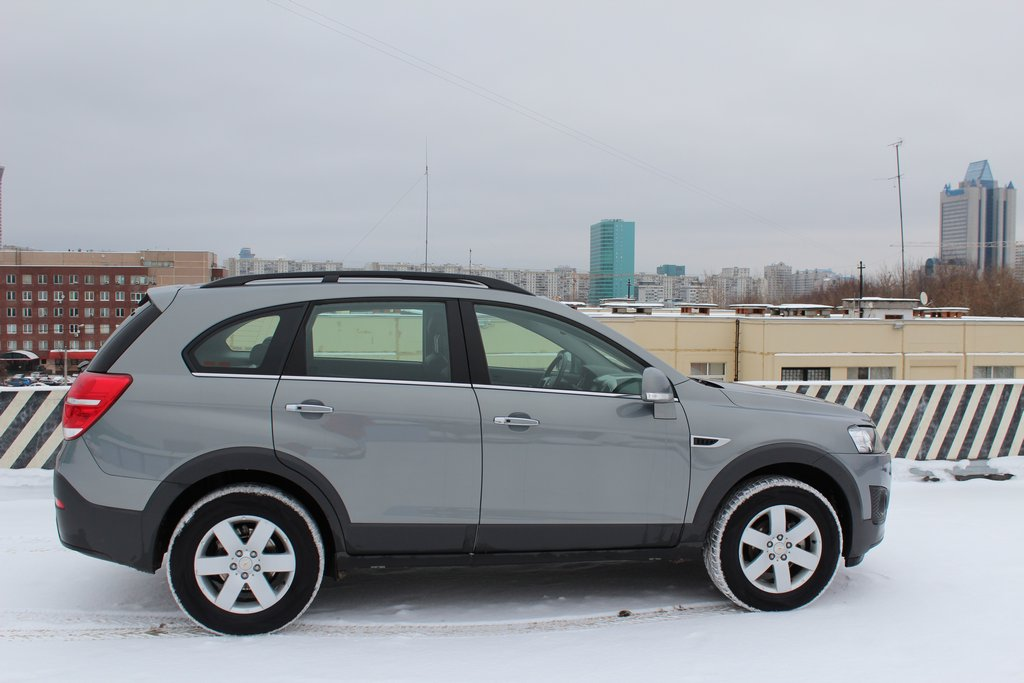 ks 02 Chevrolet Captiva: зимние Олимпы