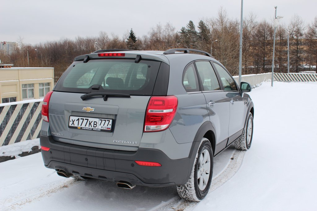 ks 03 Chevrolet Captiva: зимние Олимпы