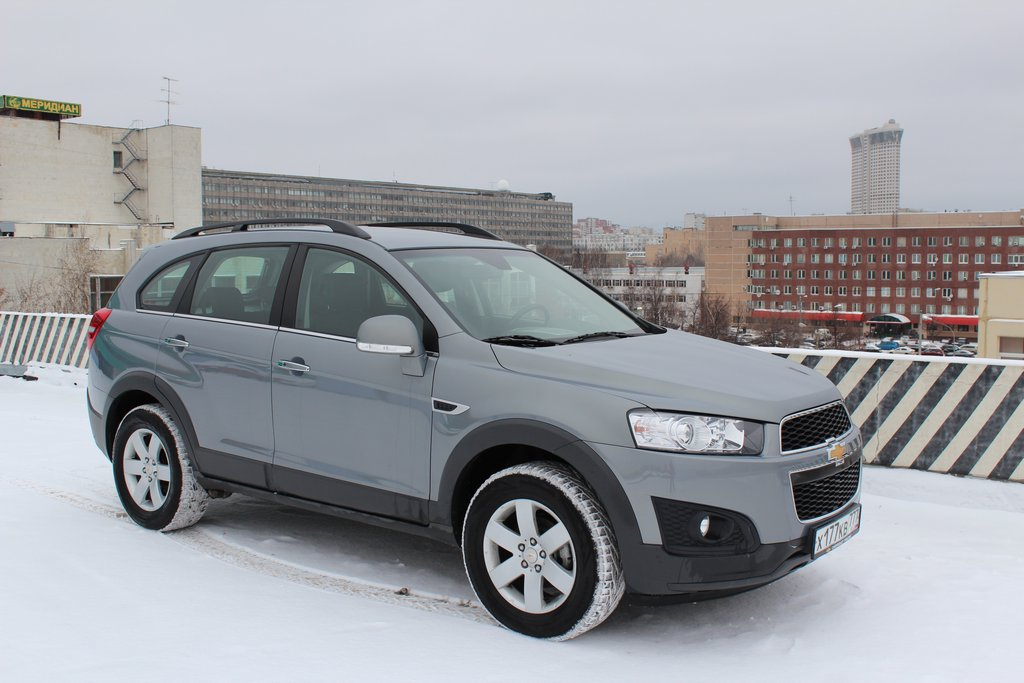 ks 04 Chevrolet Captiva: зимние Олимпы