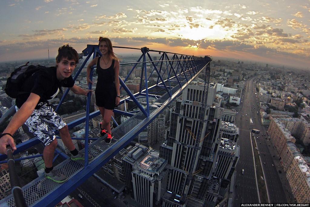 ontop02 Лестница в небо