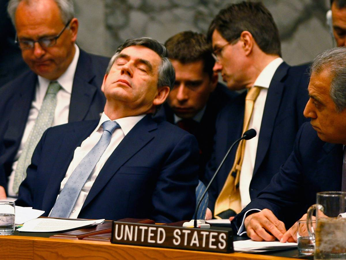 sleepingbeauty02 Спят усталые... политики