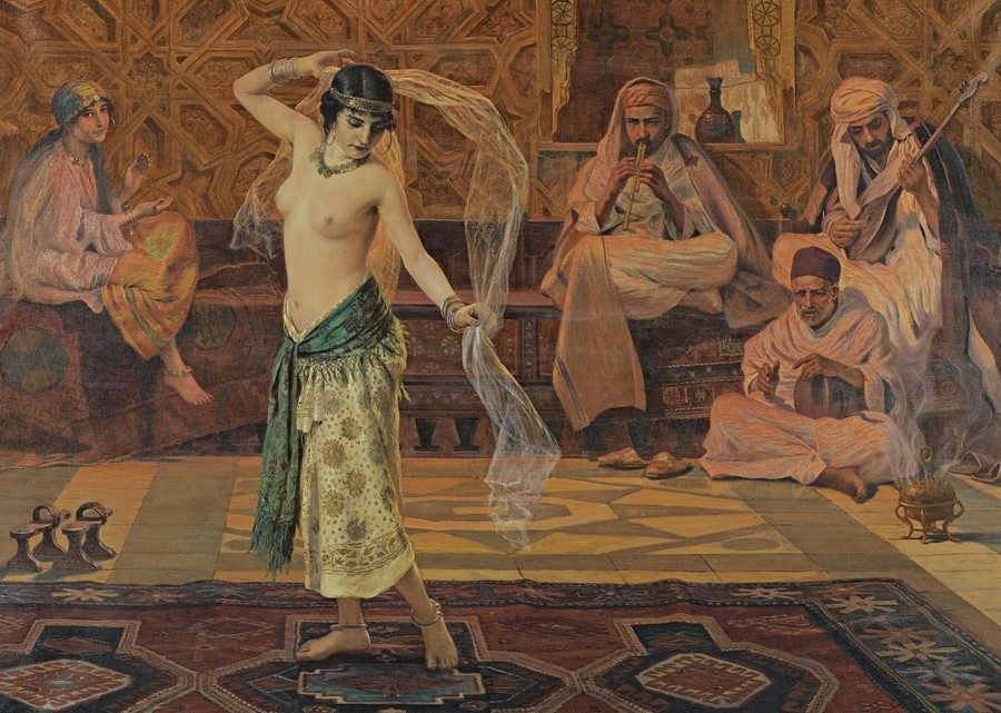 striptease02 Стриптиз: от древних времен до бурлеска наших дней