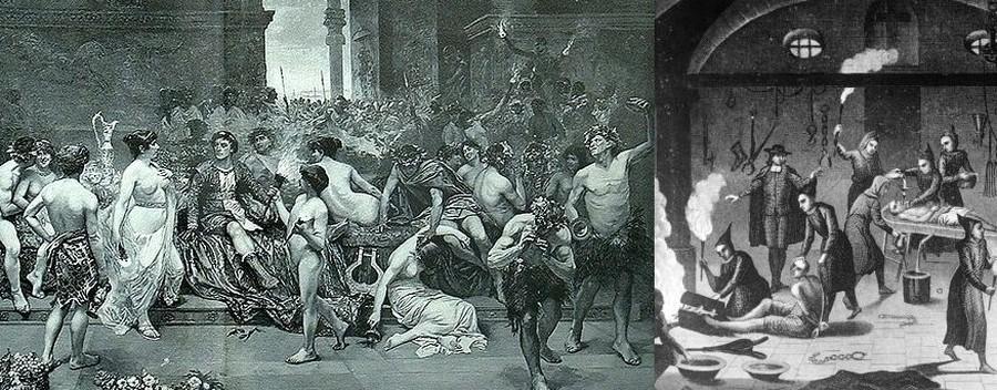 striptease04 Стриптиз: от древних времен до бурлеска наших дней