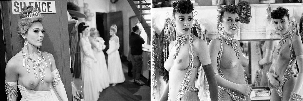 striptease07 Стриптиз: от древних времен до бурлеска наших дней