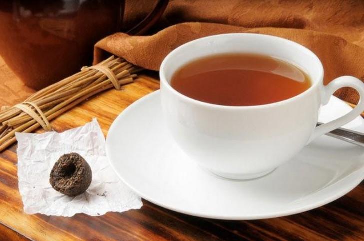 какой чай пили в блокаду