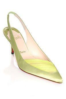 4. А Кристиан Лабутен назвал в честь Дины одну из своих моделей туфель.