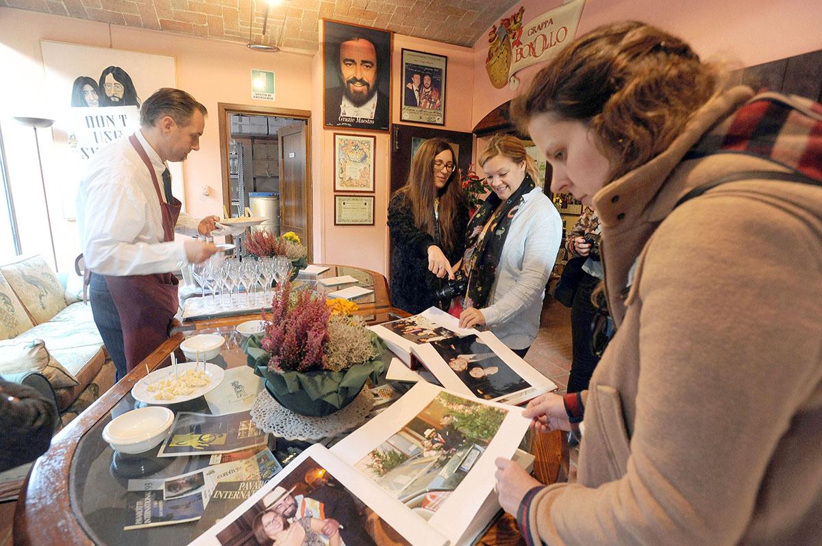 40DSC 8389 Эмилия Романья: вино, салями и автомобили