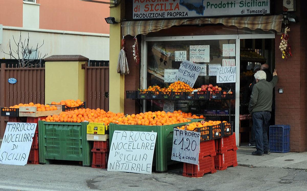 47DSC 8416 Эмилия Романья: вино, салями и автомобили