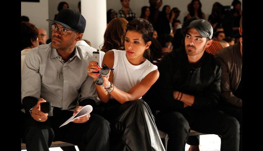 Дина — завсегдатай модных событий: показов, презентаций и открытия новых бутиков.