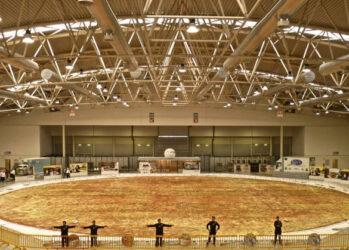10 самых больших порций блюд, которые когда-либо готовили в мире