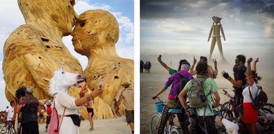 BurningManCommandments01 15 заповедей участника Burning Man