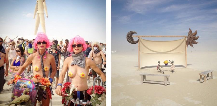 BurningManCommandments06 15 заповедей участника Burning Man