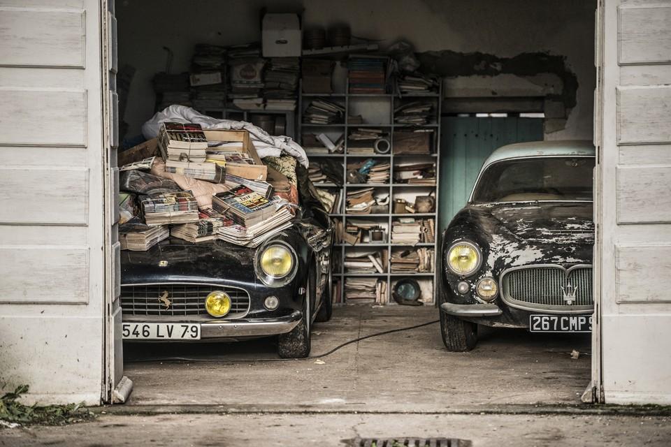 abandonedauto04 Сокровища забытых гаражей