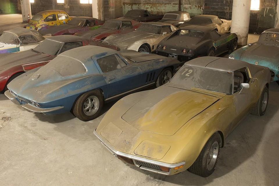 abandonedauto06 Сокровища забытых гаражей