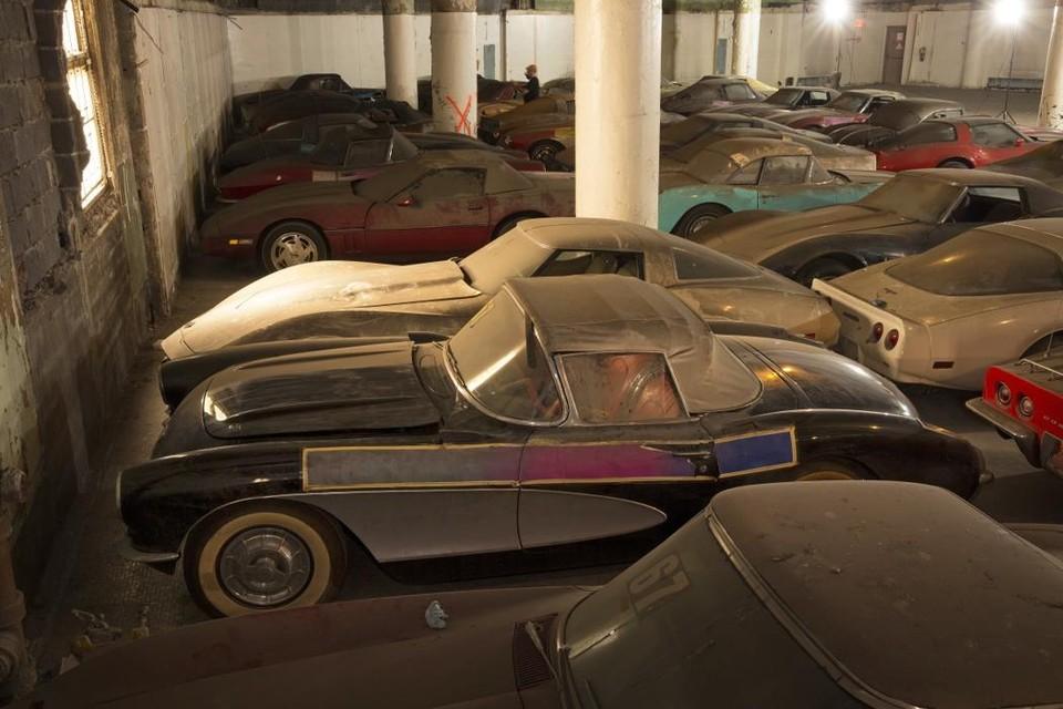 abandonedauto07 Сокровища забытых гаражей