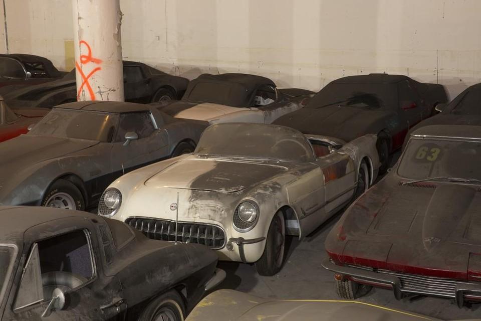 abandonedauto08 Сокровища забытых гаражей