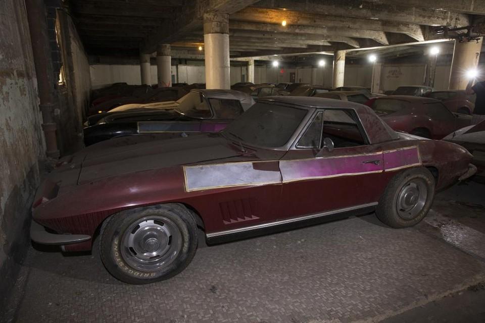 abandonedauto09 Сокровища забытых гаражей