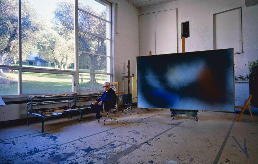 artistworkshops08 100 знаменитых художников и их мастерские