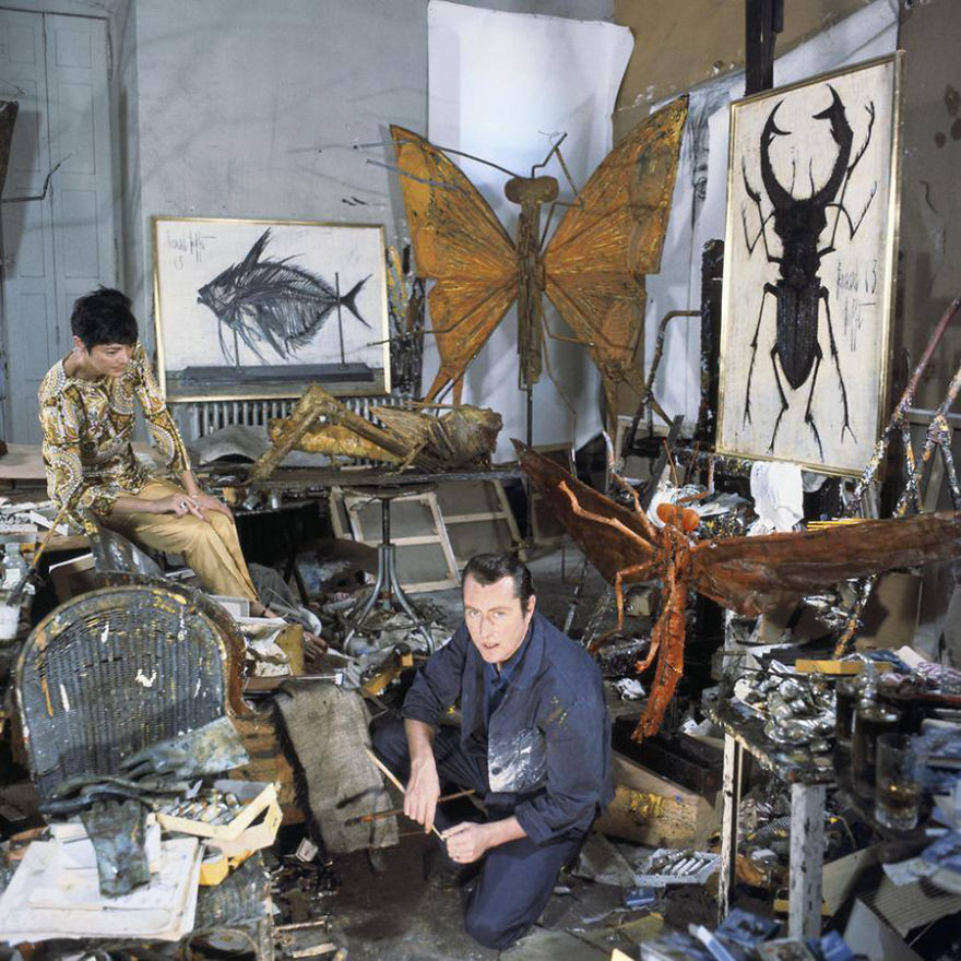 artistworkshops10 100 знаменитых художников и их мастерские