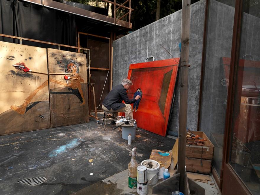 artistworkshops12 100 знаменитых художников и их мастерские