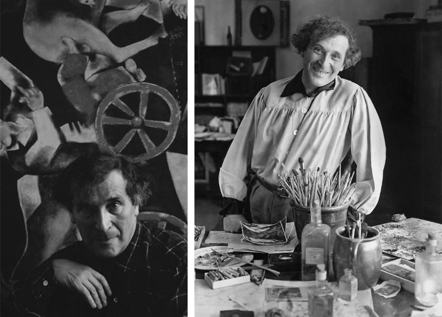 artistworkshops22 100 знаменитых художников и их мастерские