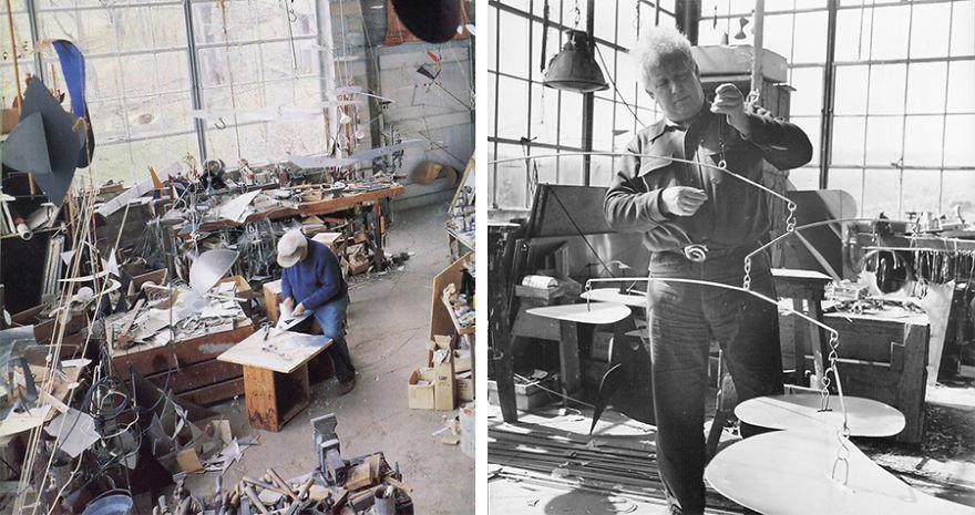 artistworkshops24 100 знаменитых художников и их мастерские