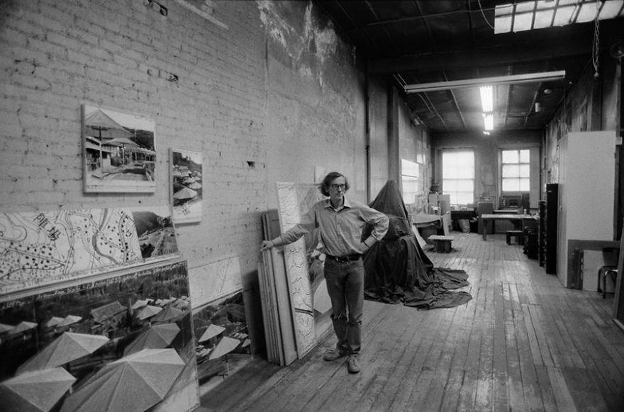 artistworkshops54 100 знаменитых художников и их мастерские