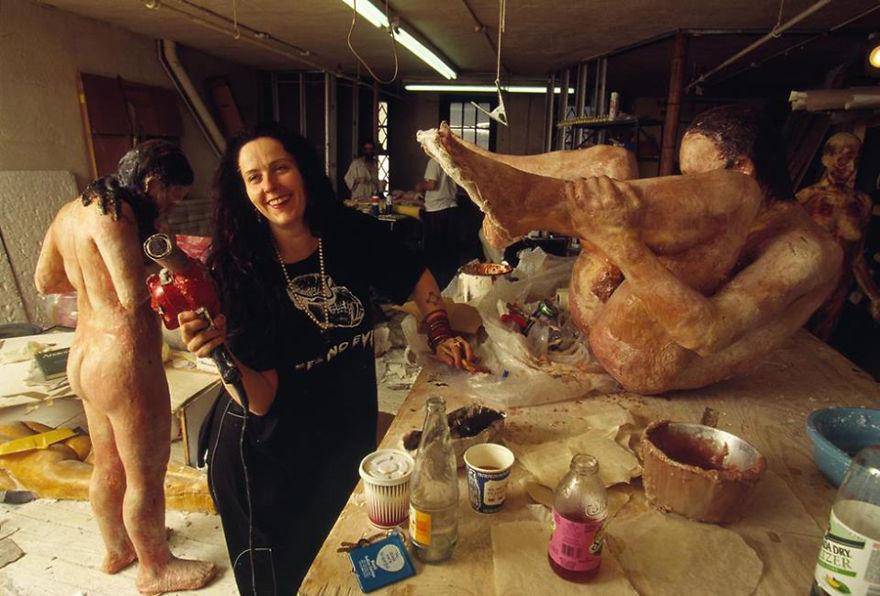 artistworkshops58 100 знаменитых художников и их мастерские