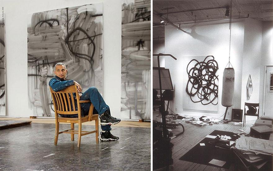 artistworkshops62 100 знаменитых художников и их мастерские