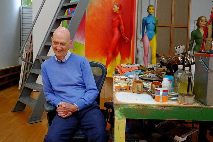 artistworkshops72 100 знаменитых художников и их мастерские