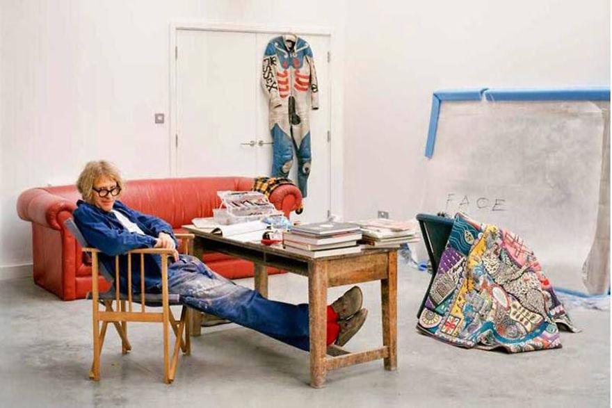artistworkshops74 100 знаменитых художников и их мастерские