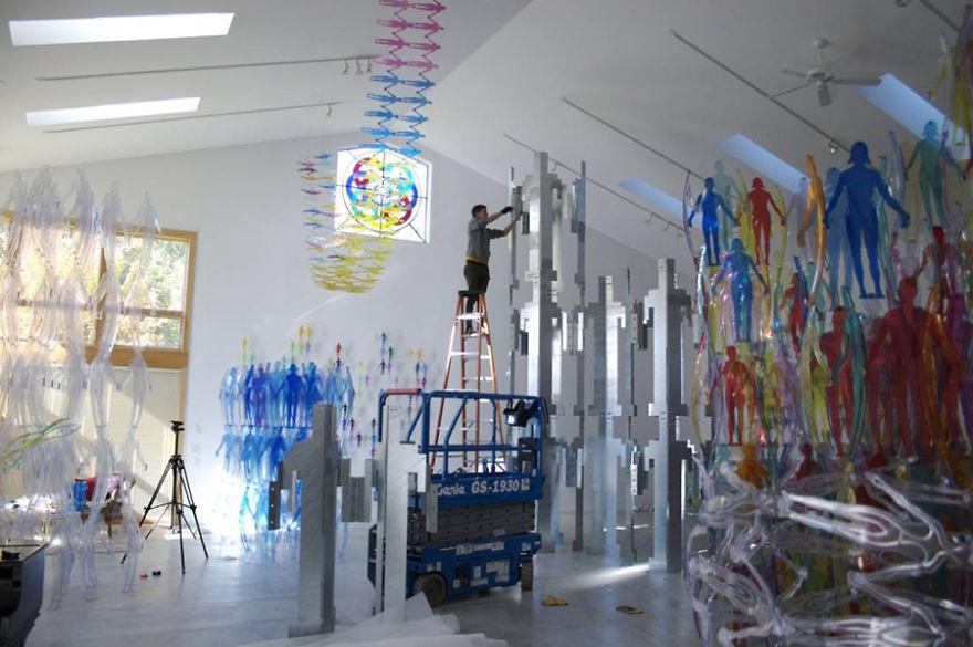 artistworkshops76 100 знаменитых художников и их мастерские