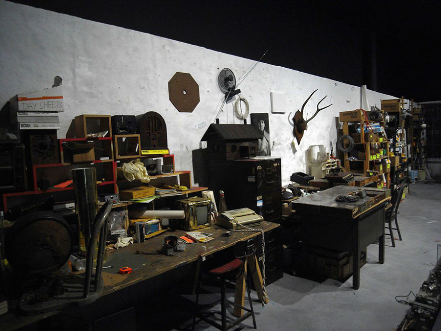 artistworkshops80 100 знаменитых художников и их мастерские